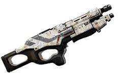Mass Effect 3 BestBuy Argus rifle