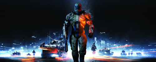 Эксклюзив Battlifield 3 в Mass Effect 3
