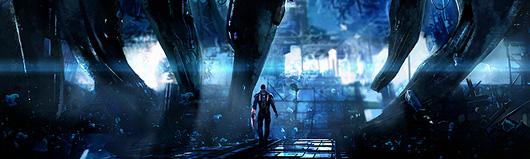 Запуск Mass Effect 3