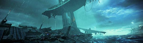 DLC «Левиафан»