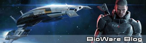 Mass Effect 3 Shepard off Duty Blog