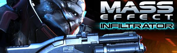 Mass Effect: Infiltrator для Android