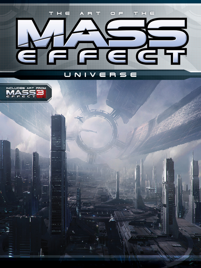Mass Effect 3 - Art of the Mass Effect Universe