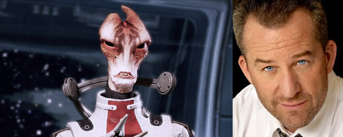 Mass Effect 3 Mordin Solus Michael Beattie