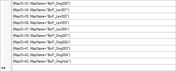 Карты DLC «Омега» и «Левиафан»