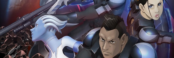 Обложка Mass Effect: Paragon Lost