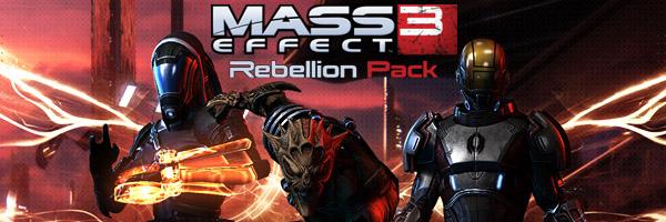 """Мультиплеерный DLC """"Rebellion"""""""