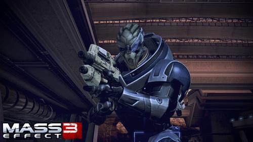 Mass Effect 3 - Гаррус Вакариан