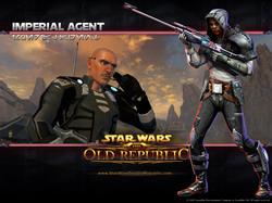 Агент Империи - Обои
