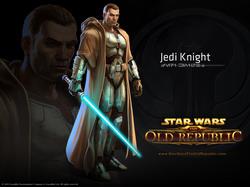 Рыцарь Джедай - Обои