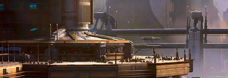 Star Wars: The Old Republic - Corellia