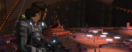 Star Wars: The Old Republic - Imperial Agent