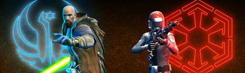 The Old Republic Imperial agent vs Jedi consular