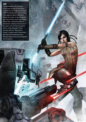 The Old Republic: The Lost Suns