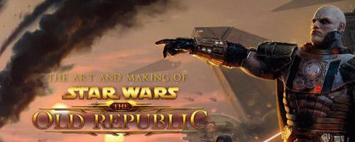 Книга «Искусство и создание Star Wars: The Old Republic»
