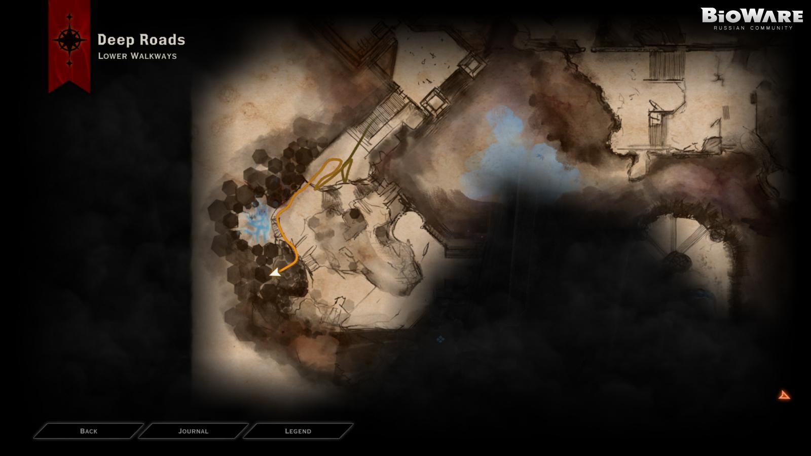 dragon age inquisition в начале игры
